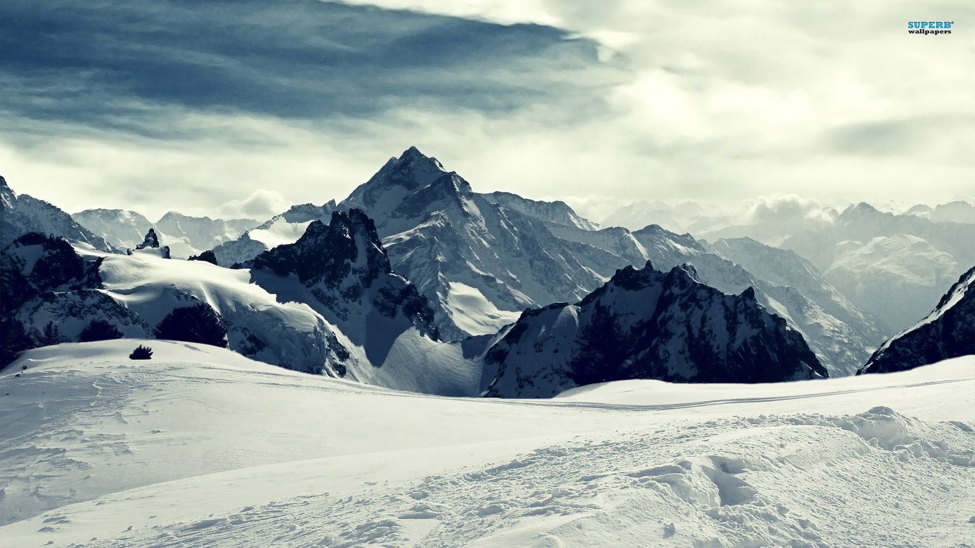 Mountains Hd Wallpaper Background Images Mountain Wallpaper Mountain Pictures Mountain Landscape