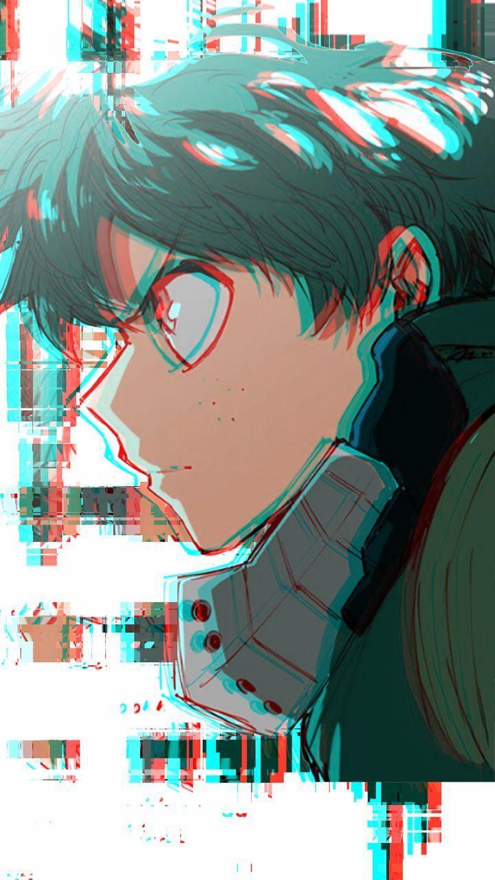 Resultado de imagem para boku no hero wallpaper Izuku