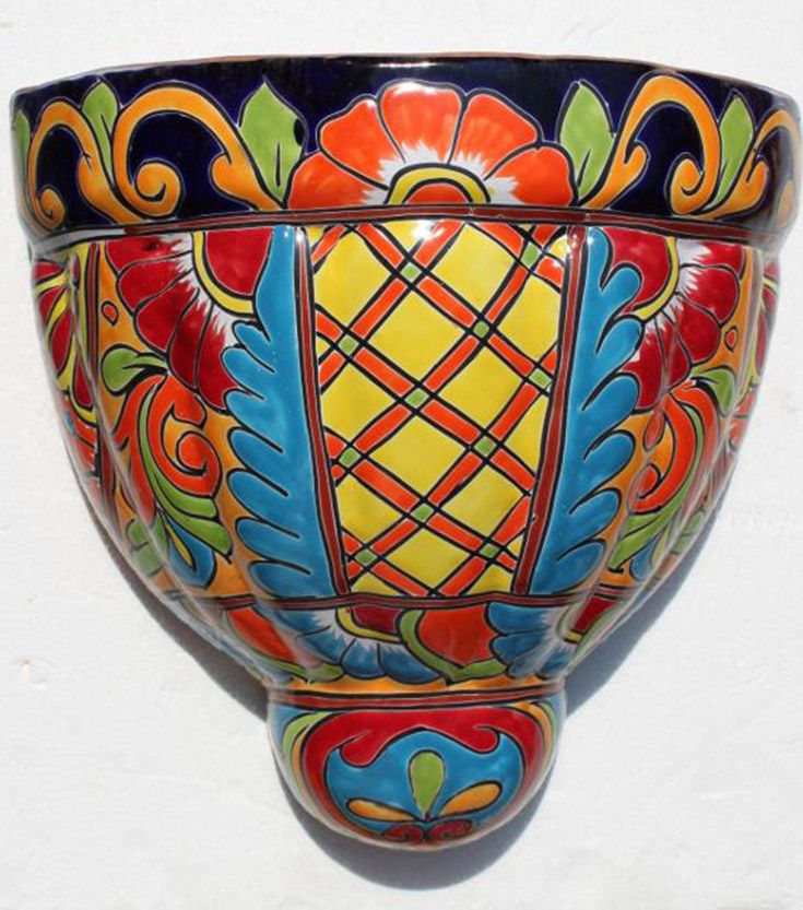 Ceramic wall pot f ceramic flower pots ceramic decor
