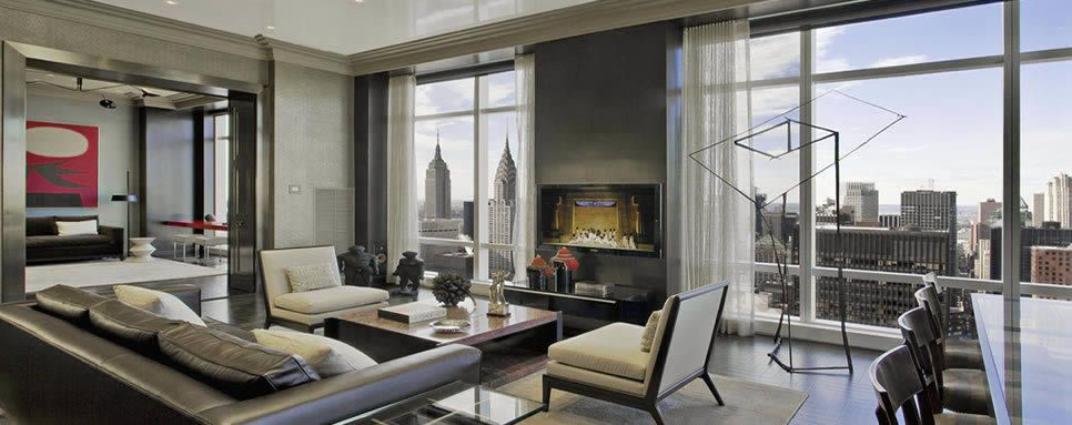 Luxury New York City Homes For