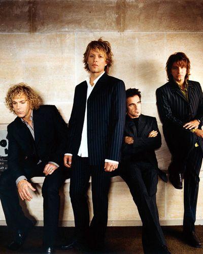 Bon Jovi circa 2000