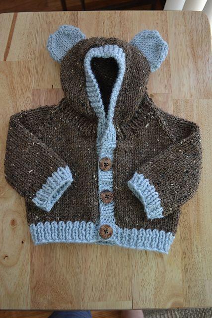 Thesiriusones 3 Teddy Bear Sweaters Knitting Pinterest Teddy