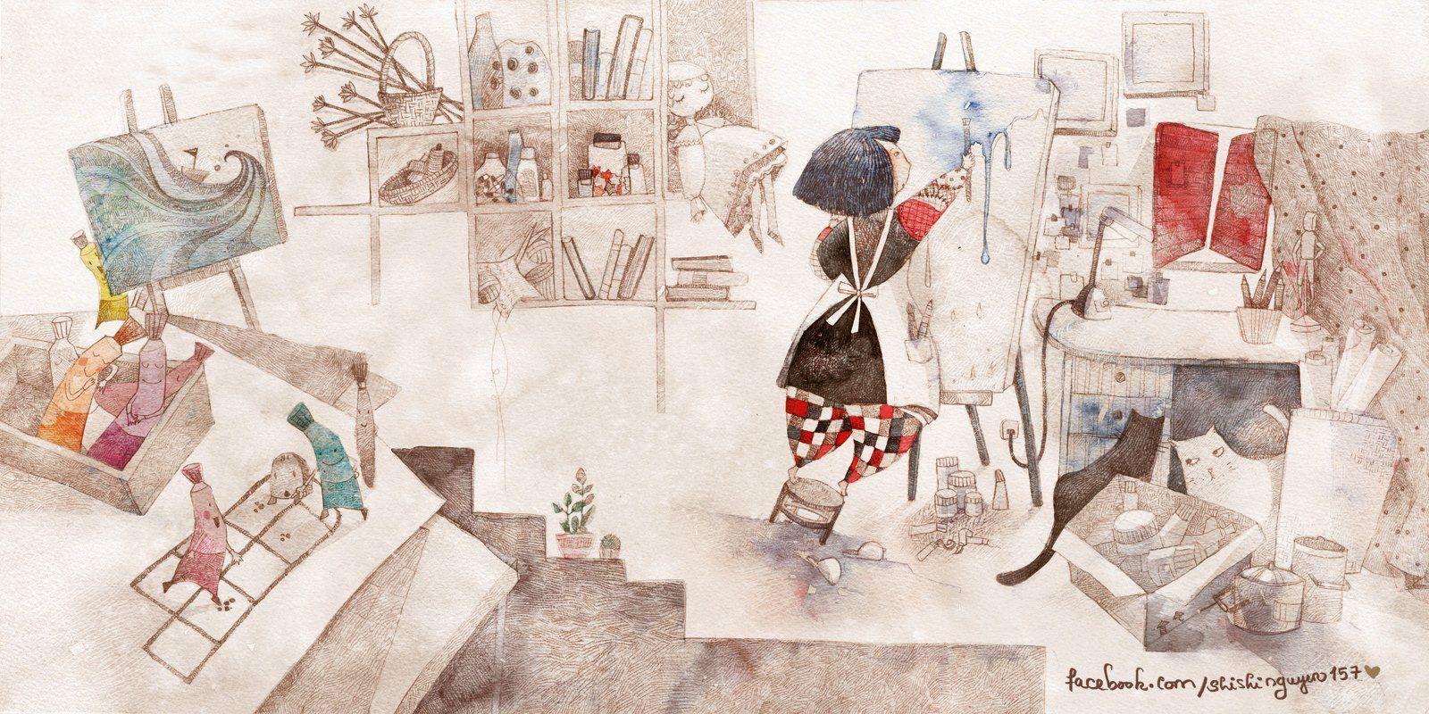 ShiShi Nguyễn... | Kai Fine Art