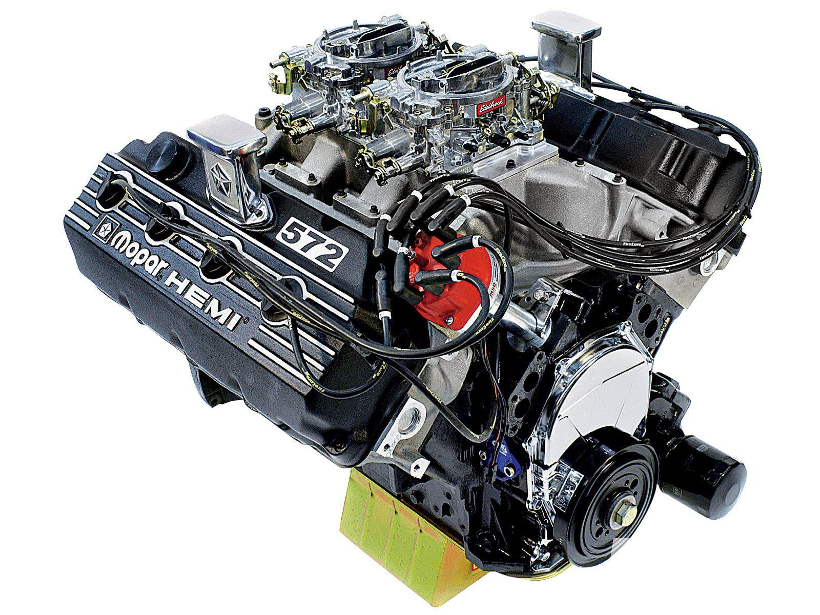 572 Cubic Inch Mopar Big Block Hemi V8 Engine Http Www