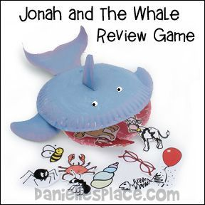 What did the big fish eat jonah and the whale review for The fish that ate the whale