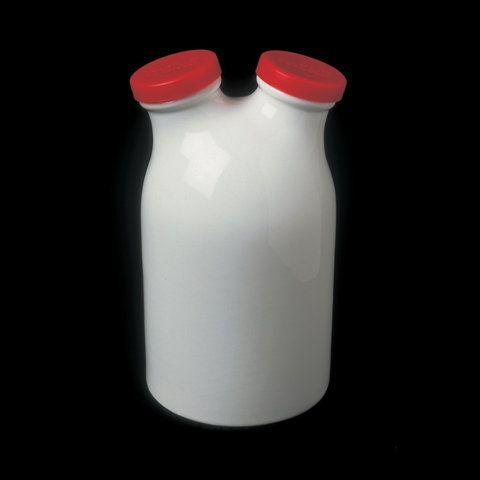 Two headed milk