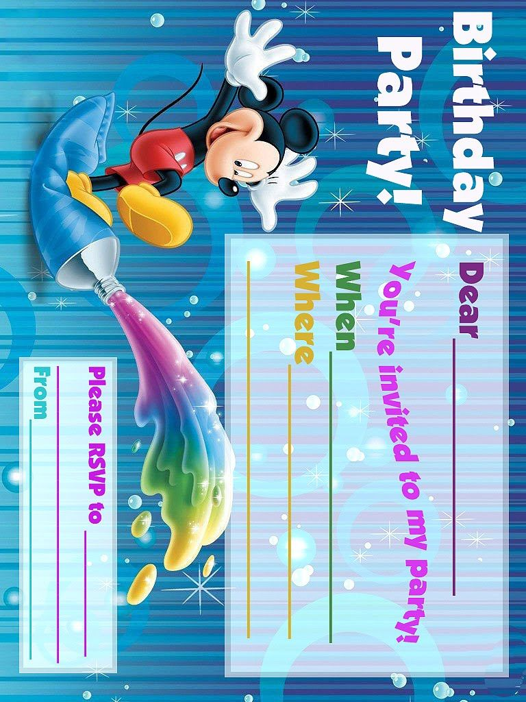 best images about mickey mouse birthday party 17 best images about mickey mouse birthday party mickey mouse parties printable birthday invitations and mickey mouse pinata