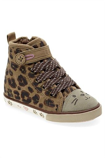 39a1a656563 Girls Shoes Online - 3 months to 6 years - Next Animal Print Boots ...