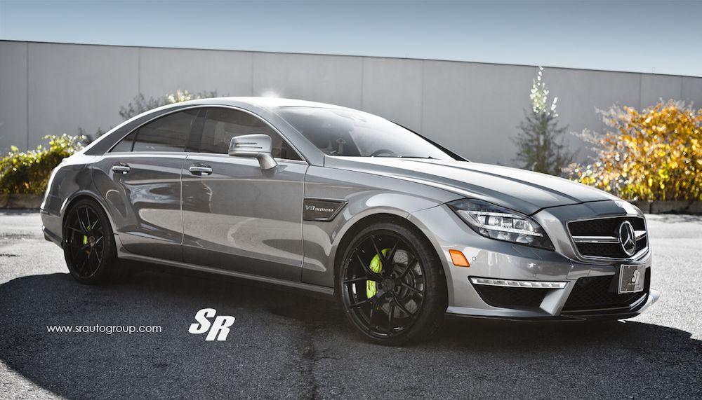 Custom Mercedes Cls63 Amg