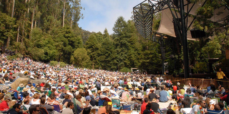 Free bay area outdoor summer concerts concert concert