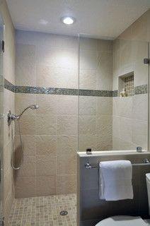 Gorgeous hall bathroom bathroom pinterest more hall for Hall bath remodel ideas