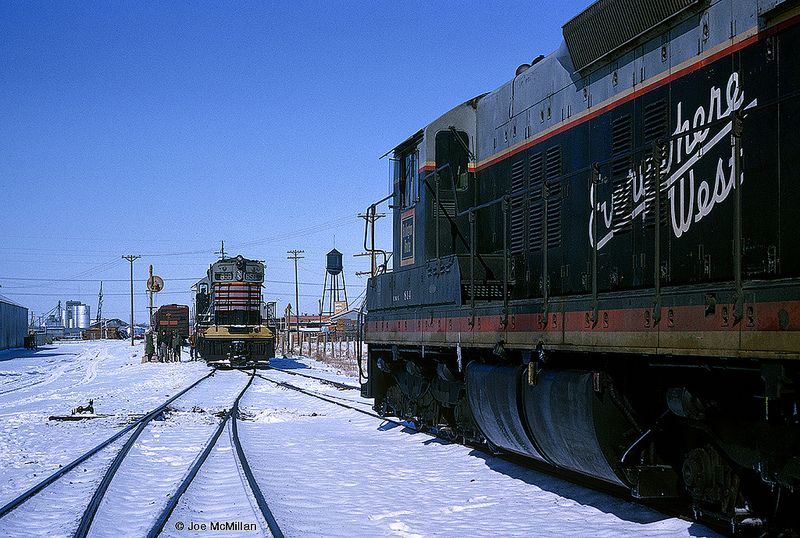 Old fashion job briefing railroad pictures train