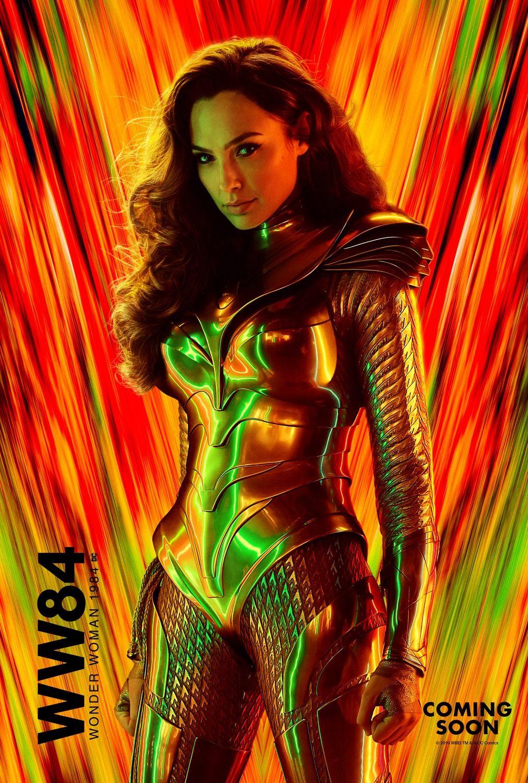 Wonder Woman 1984 In 2020 Gal Gadot Wonder Woman Wonder Woman Gal Gadot