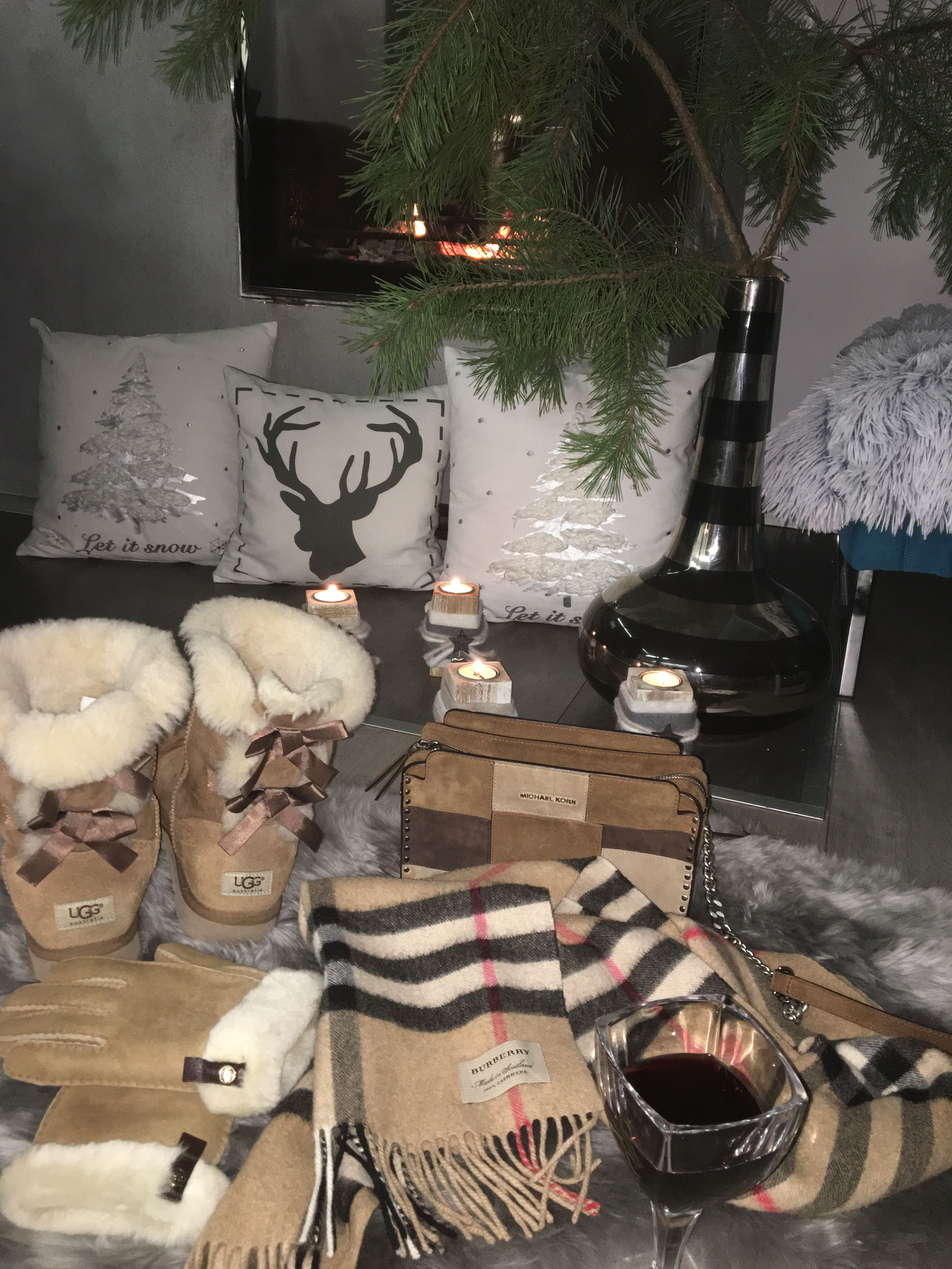Ugg Shoes Home Sweet Burberry Xmas Michael Kors