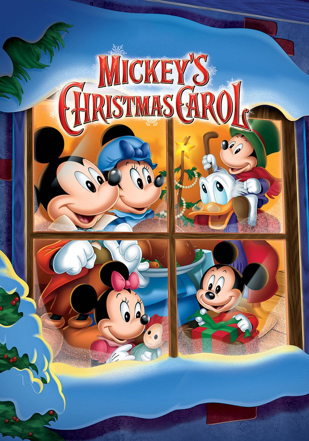 mickeys christmas carol anniversary special edition blu raydvd digital copy - Mickeys Christmas Carol Blu Ray