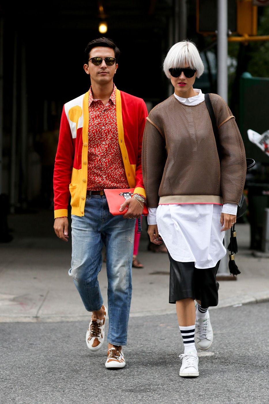 The Best Street Fashion From NYFW: 85 Must-SeeLooks