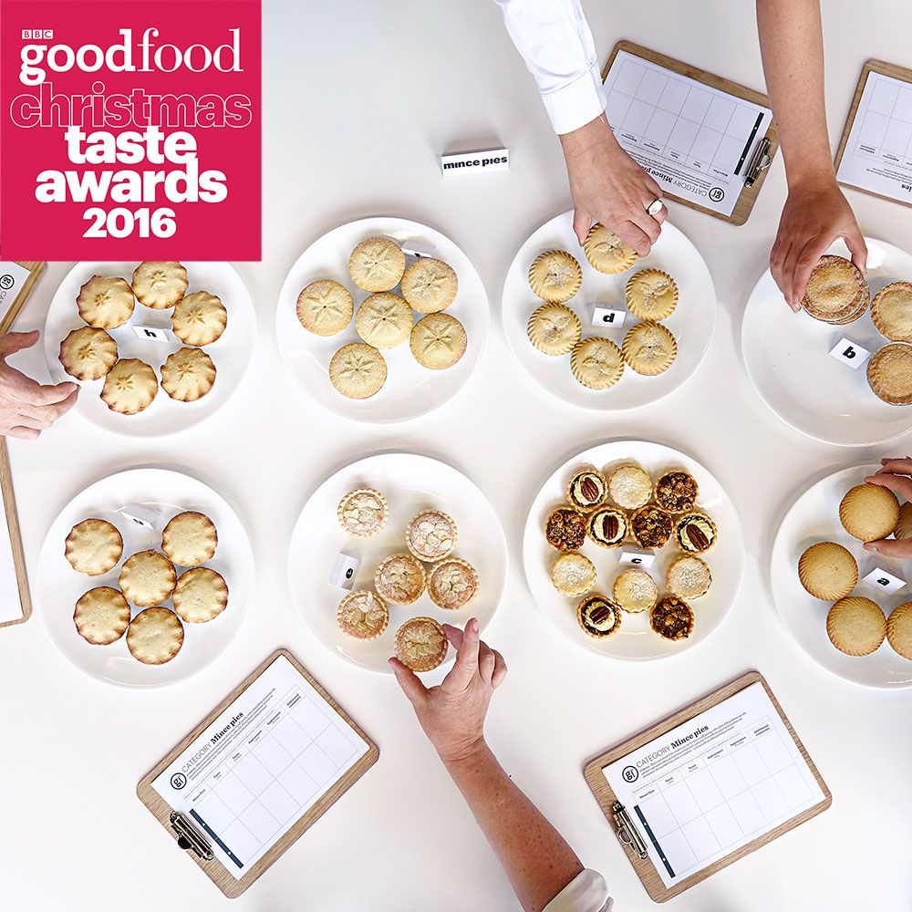 Christmas taste awards 2017 foods and recipes christmas taste awards 2016 bbc good food forumfinder Gallery