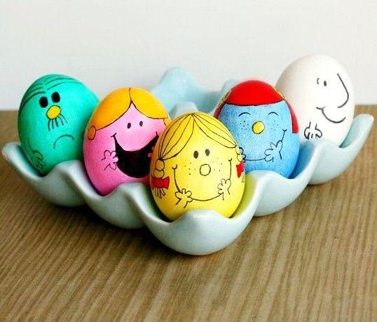 ... Oeuf De Paques sur Pinterest  Œufs de pâques, Pâques et Diy paques