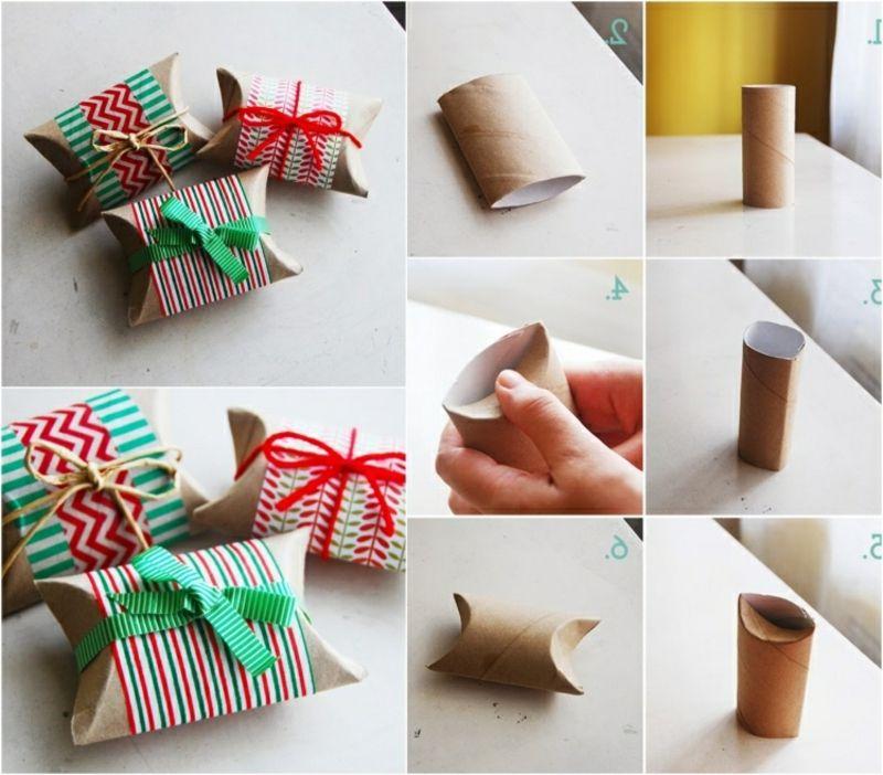 Geschenke verpacken zu Weihnachten: Ideen und Anleitungen ...