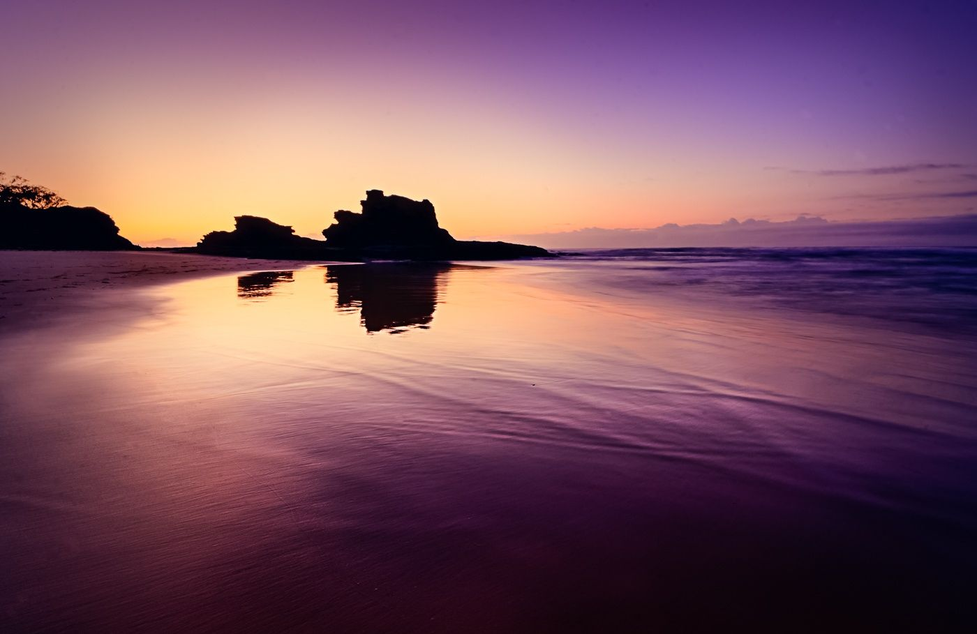 Purple dawn - Nambucca by Daryl James on 500px