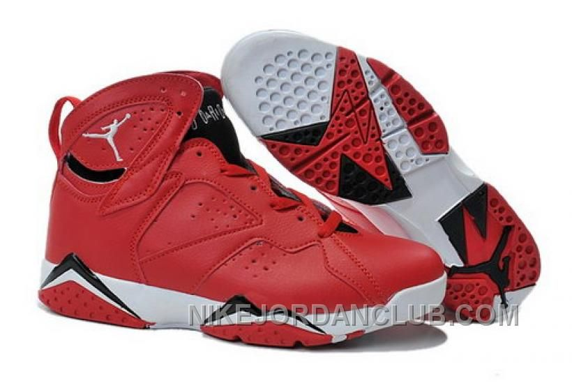 brand new 07f79 6c58c Air Jordans 7 Red Black White Shoes For Sale from Reliable Big Discount! Air  Jordans 7 Red Black White Shoes For Sale suppliers.
