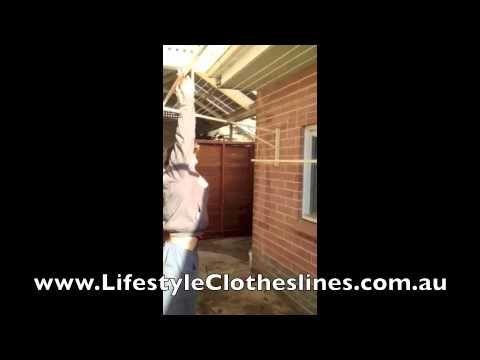 Matt Dawes City Living Urban 3000 Clothesline Testimonial - https://www.youtube.com/watch?v=S1ATCbv_cis