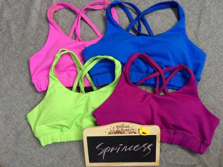 Sales ! Canada design Lulu Yoga Bra lady sportwear fitness