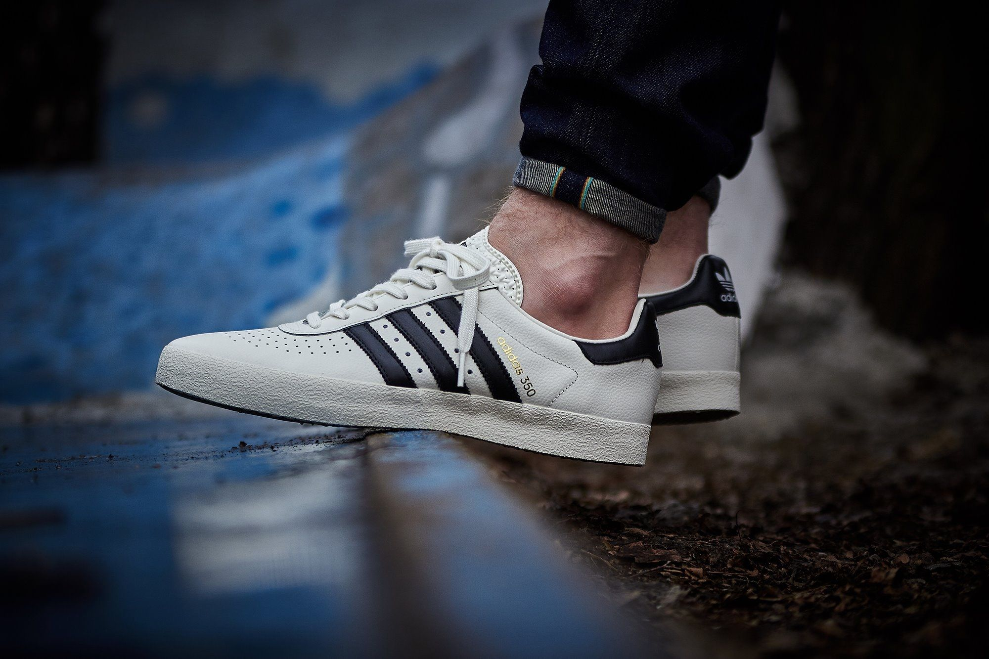 adidas Originals Adidas 350 White