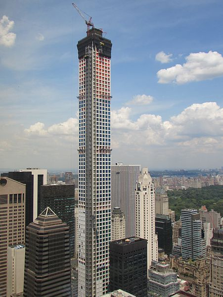 Largest And Most Expensive Apartment House In Manhattan
