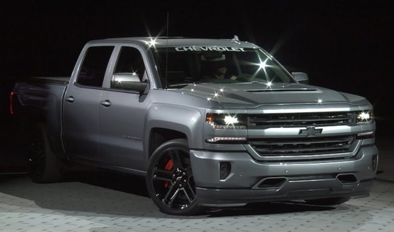 2019 Chevy Silverado Ss Interior Exterior And Review Uscarspeed