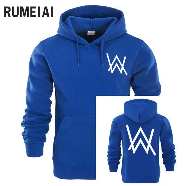 f57375b8feeea Hip Hop Streetwear Alan Walker DJ Hoodies High Quality Men Hooded  Sweatshirt Men   Women pullover Hoodie Casual Brand Clothing