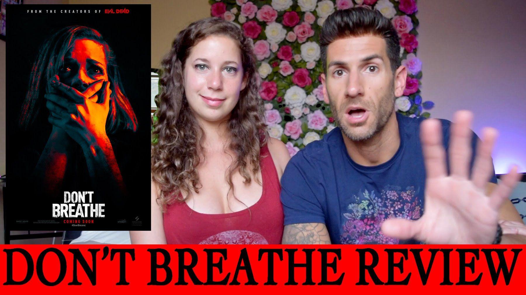 Don't Breathe - Movie Review | Dont breathe movie, Breathe ...