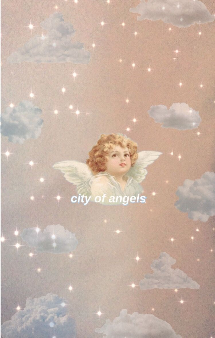 I Made A Wallpaper Aesthetic Wallpapers Angel Wallpaper Iphone Wallpaper Vintage