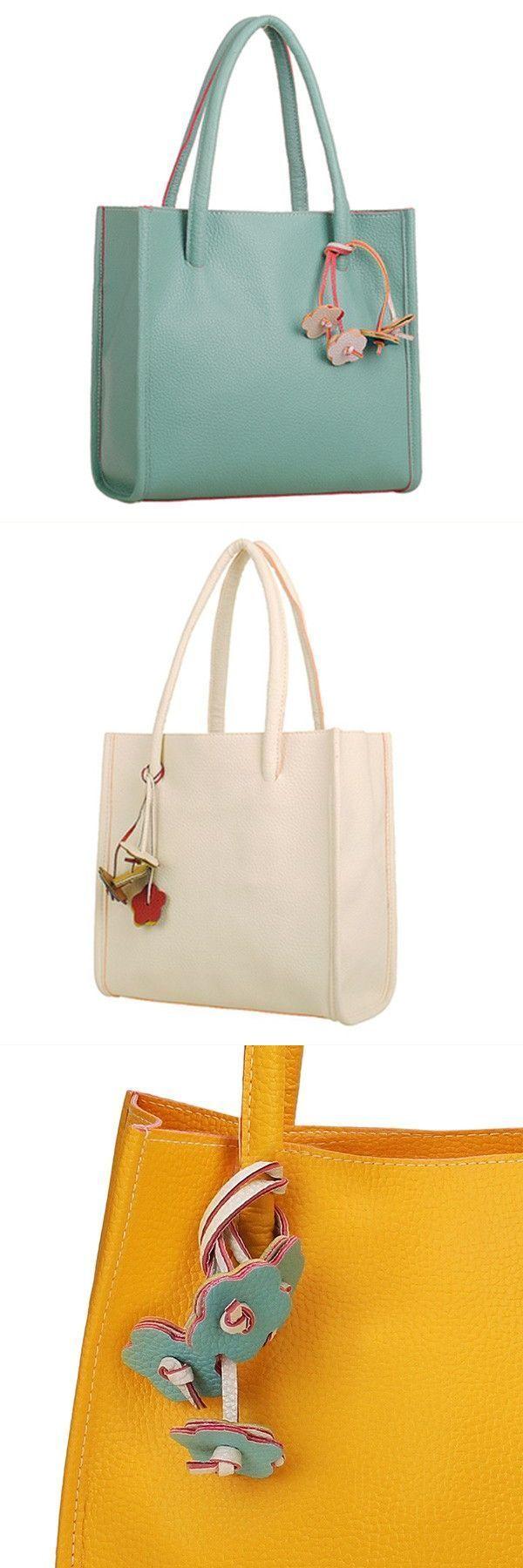 Women candy color retro commuter handbags casual shoulder bags capacity  shopping tote bags handbags chanel   0e74b38822