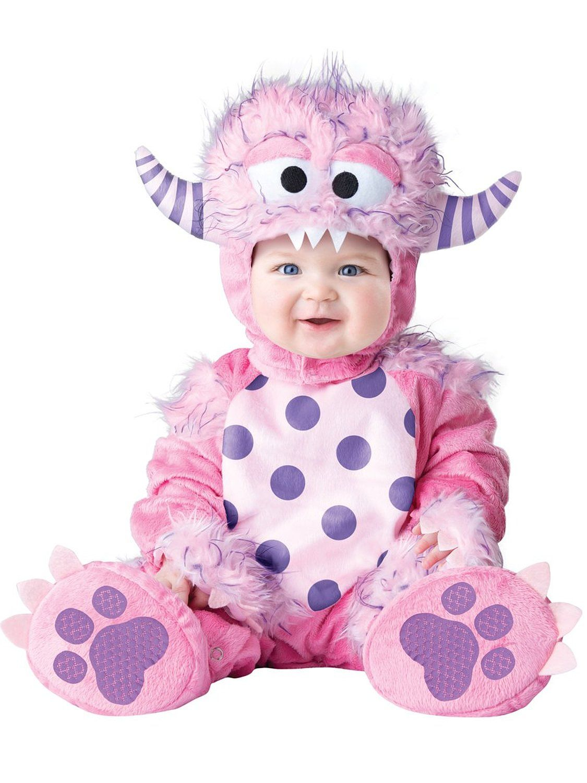 amazon: incharacter costumes baby girls' lil' monster costume