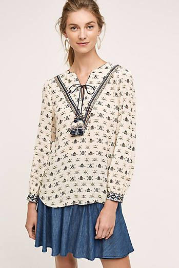 Linwood Printed Top