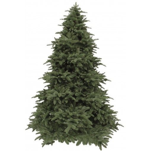 Abies Nordmann 5ft Artificial Christmas Tree Artificial Christmas Tree Tree Christmas Tree
