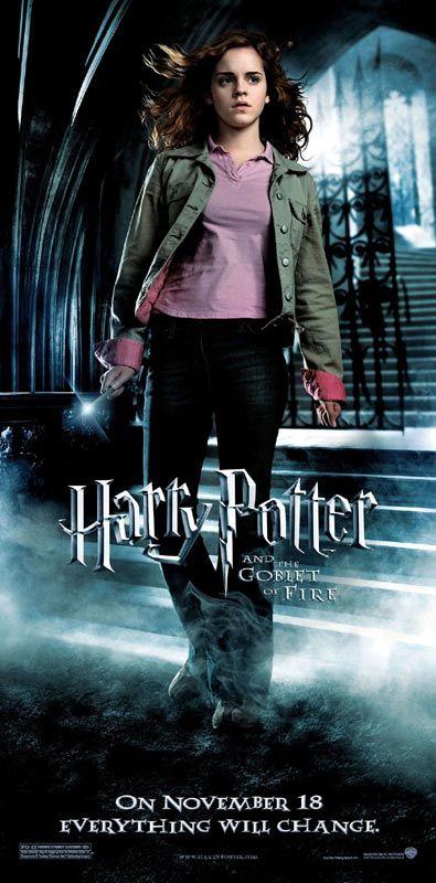 Harry Potter Und Der Feuerkelch Kinoposter Harry Potter Und Der Feuerkelch Bild 13 Von 101 Filmst Goblet Of Fire Harry Potter Films Harry Potter Hermione