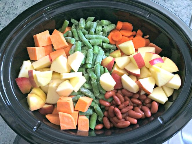 Img4344 for the dogs pinterest dog food dog and dog food recipes slow cooker dog food 2 lbs boneless skinless chicken thighs and breasts 1 sweet potato cubed 2 carrots sliced 2 c frozen green beans 2 c frozen forumfinder Images