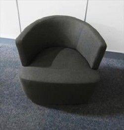 Storr Used Office Furniture Coalesse Joel Swivel Lounge Chair