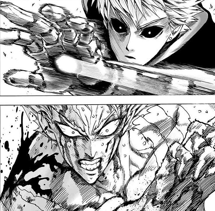 Onepunch Man Chapter 131 The Hard Road Uphill Manga Mangafreak Onepunchman Updated Chapter At Mangafr One Punch Man Manga One Punch Man Anime One Punch Man