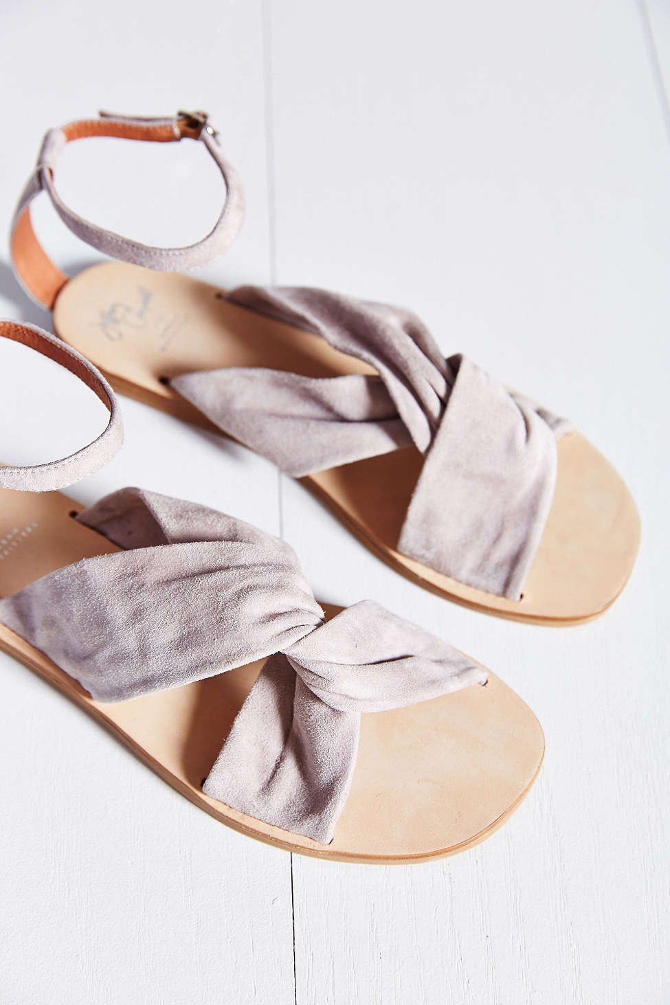 Jeffrey Campbell Twist Sandal - Urban Outfitters $145