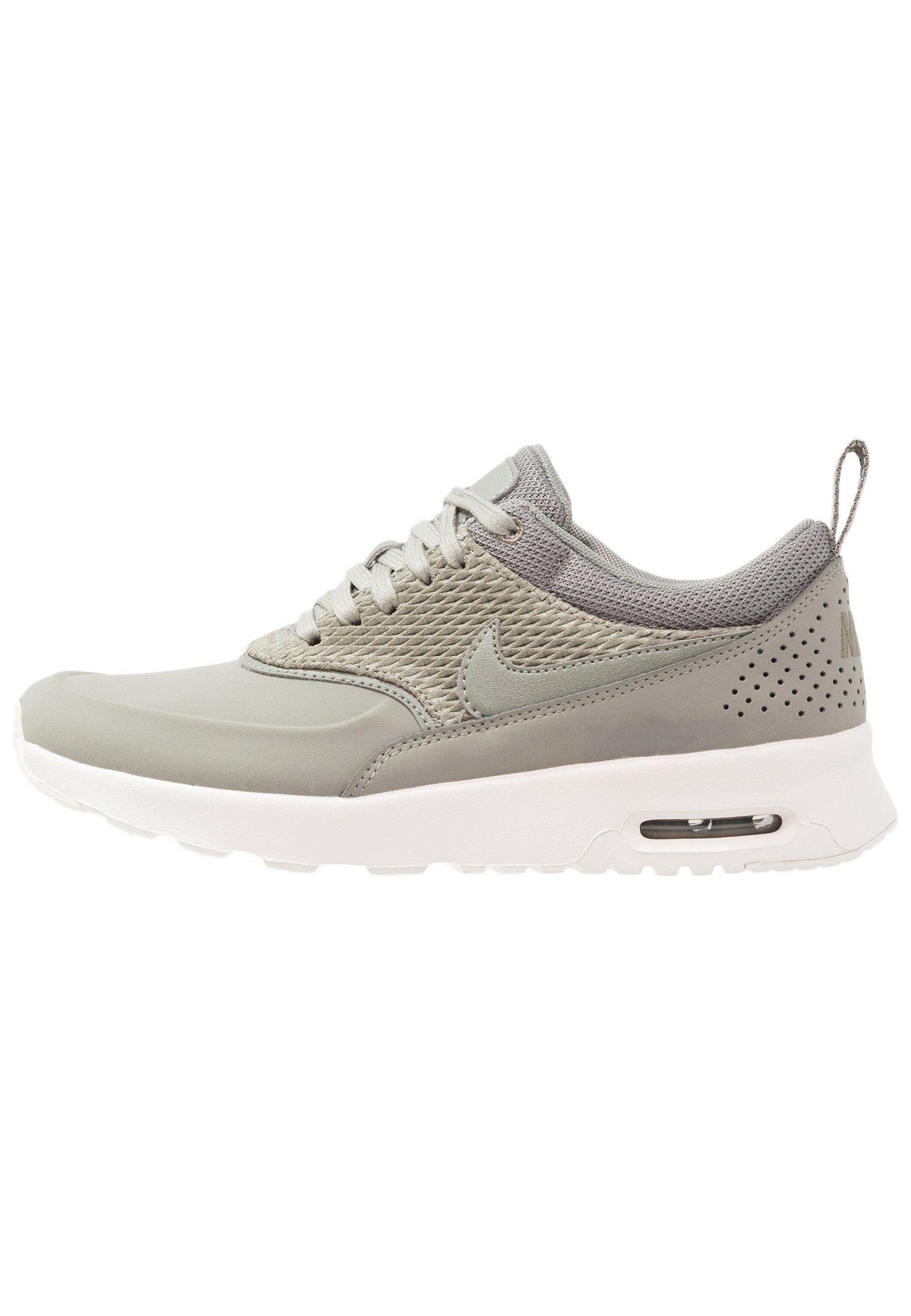 buy online 41747 9c1ca Nike Sportswear AIR MAX THEA PRM LEA - Sneakers laag - dark stucco sail -  Zalando.nl