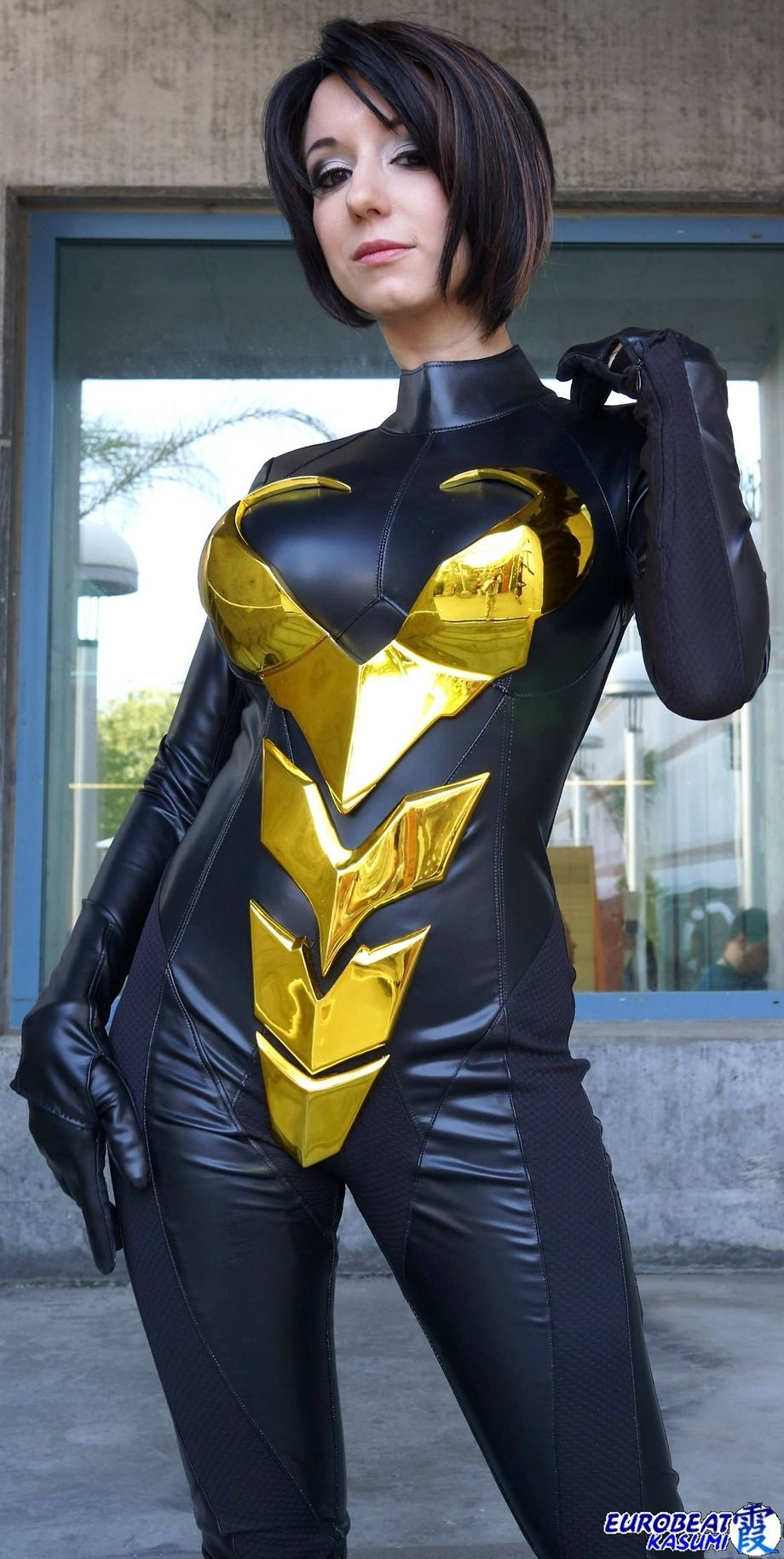 Wasp Marvel Cosplay By Riddle  Cosplay Woman, Cosplay Girls, Sexy Cosplay-6666