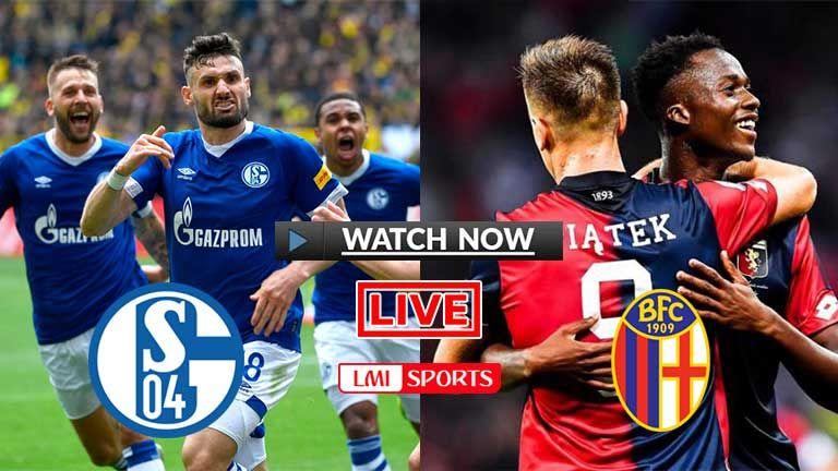 Schalke Bologna Live