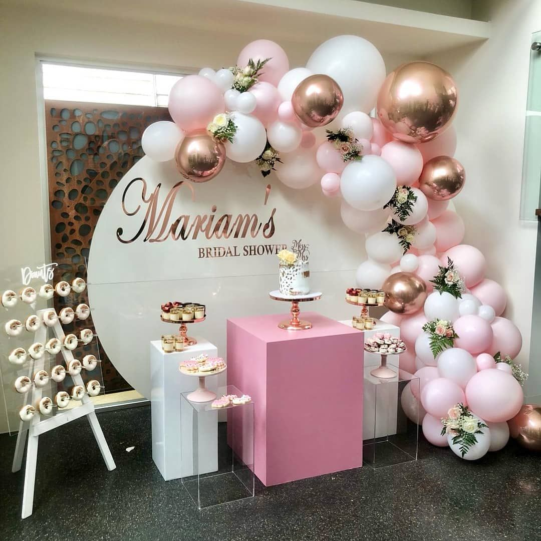 "Prop & Event Hire Melbourne on Instagram ""Mariam's Bridal"