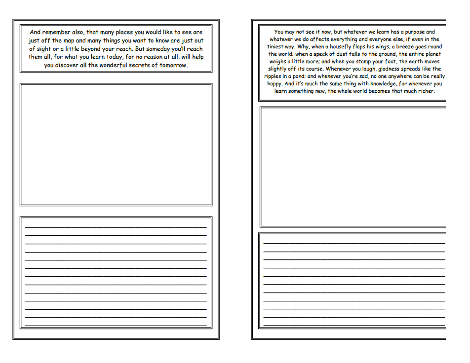 Fantastic Pictures Phantom Tollbooth Worksheets A And An Cover ...