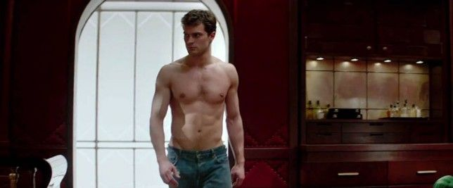 Panic over! Dornan confirms he WILL be in 50 Shades 2 ...