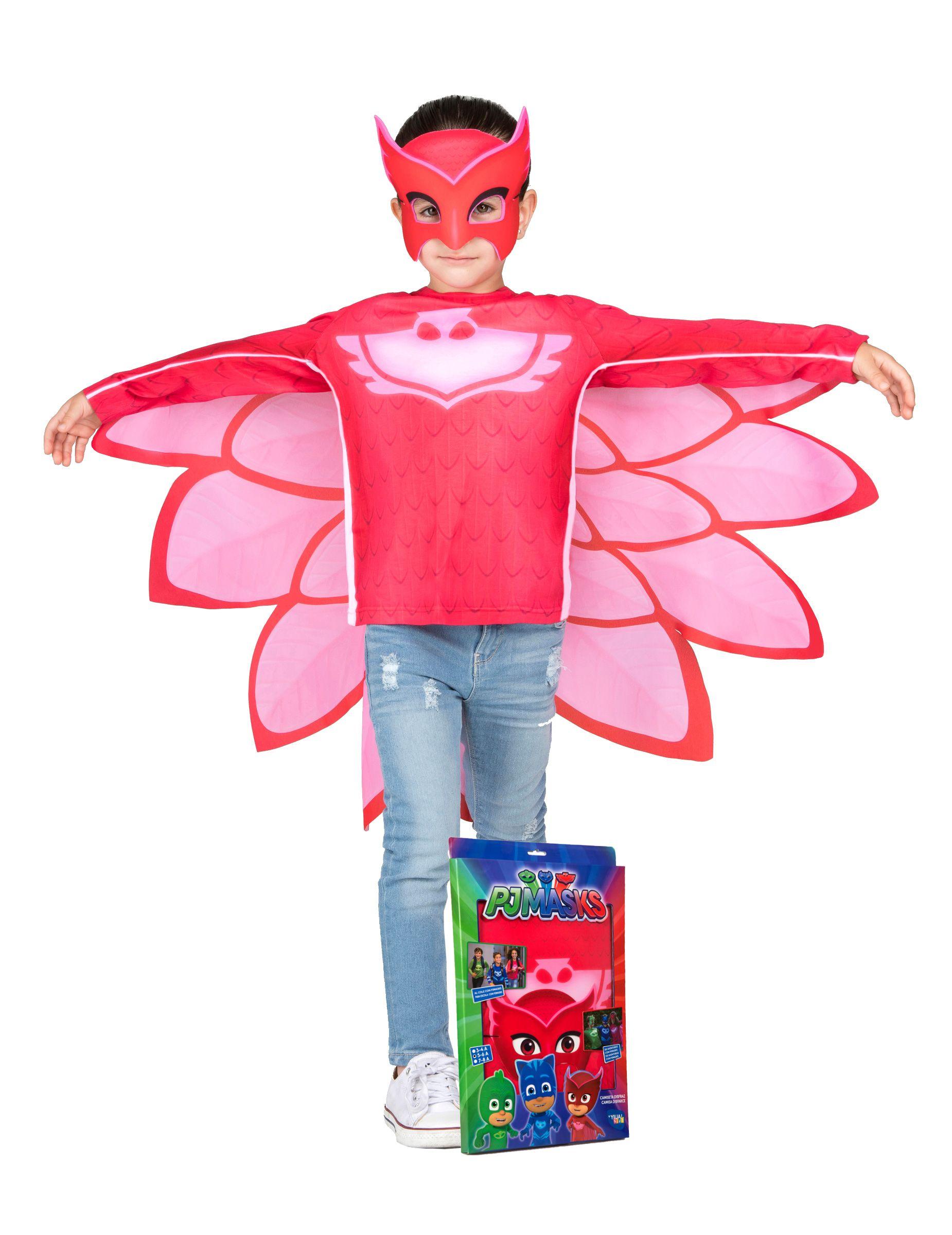 Generique Coffret d/éguisement Yoyo Catboy Pyjamasques Enfant 3 /à 4 Ans