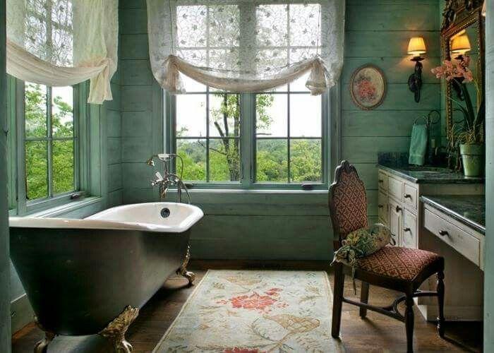 Vasca Da Bagno Stile Francese : Pin di alessia sisti su bathroom badezimmer badezimmer 50er e